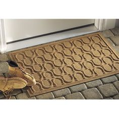 Horseshoe Water Guard Mat - Horse Themed Gifts, Clothing, Jewelry & Accessories all for Horse Lovers