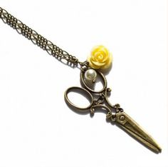 shear necklace