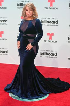 Chiquis Rivera arrives at the Latin Billboard Awards in Coral Gables, Florida, on April 27, 2017.
