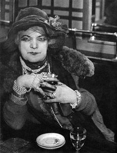 Brassai Prostitute Bijou Bar de la Lune Paris 1933