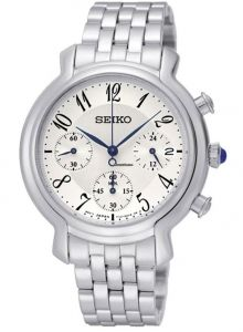 SRW875P1 SEIKO Chronograph  Ladies Watch
