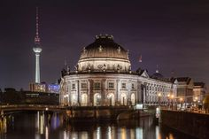Museum Island, Germany - To be fair, this island is actually home to five different museums—and it's so important to Berlin that it was named a World Heritage Site by UNESCO in 1999.