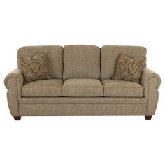 Klaussner Westbrook Fabric Sofa Sleeper - 012013154830