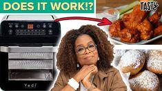 Oprah Winfrey, Tandoori Chicken, Tasty, Ethnic Recipes, Youtube, Food, Essen, Meals, Youtubers