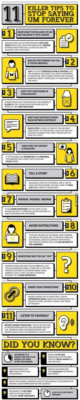 11 Killer Tips to Stop Saying 'Um' Forever
