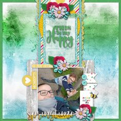 This is my Happy - digital scrapbook layout  Credits:  Spring 2017 Grab Bag - Spring is Here by Pixelily Designs  Templates Grab Bags 2017 pack 1 - Doing Solo 2 by Pixelily Designs  Wordart by Little Feet Digital Designs  at Gingerscraps     http://store.gingerscraps.net/Spring-Grab-Bag-2017.html  http://store.gingerscraps.net/Template-Grab-Bags-2017-Pack-1.html