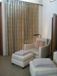 Sense Spa at Rosewood Inn and Hotel in Menlo Park, California: Lounge Area