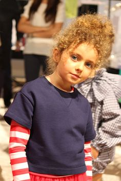 @ilgufospa Spring 2015, navy blue sweater. #ilgufo #SS15 #spring #summer #springsummer2015 #childrens #kids #childrenswear #kidswear #kidsfashion #girls #boys #pittibimbo79 #ilgufoliveshow