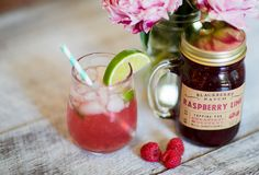 Raspberry Lime Topping Blackberry Patch 800.853.5598