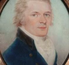 Alexander Hamilton - a 7th cousin of mine on my dad's side