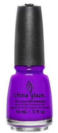 China Glaze Nail Polish Are You Jelly? 81326