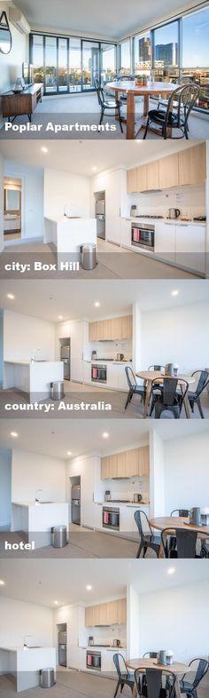 Poplar Apartments, city: Box Hill, country: Australia, hotel Australia Hotels, Track Lighting, Apartments, Ceiling Lights, Country, City, Box, Home Decor, Snare Drum