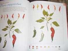 Иллюстрация 19 из 27 для Cадовые цветы, вышитые крестом - Вероник Ажинер | Лабиринт - книги. Источник: variae lectiones