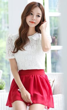 Kim Seuk Hye ~ Ulzzang Korean fashion  #streetstyle