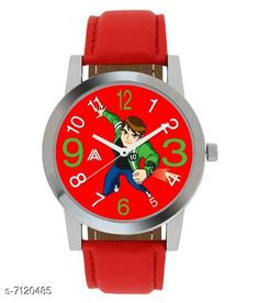 Watches Excel Premium Quality  Watches for  Boys & Girls Strap material: Rubber Display: Analogue Multipack: 1 Sizes:  Free Size Country of Origin: India Sizes Available: Free Size   Catalog Rating: ★4.2 (483)  Catalog Name: Excel Premium Quality Watches for Boys & Girls CatalogID_1136660 C63-SC1197 Code: 422-7120485-