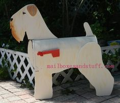 Wheaten_Terrier_Dog_Mailbox_by_Mailboxes_and_Stuff