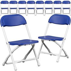 Provide kids with seating that was specifically designed for them and can be stored away when no longer in use. This plastic folding chair will make an exciting addition to any classroom, daycare center or in the home. The textured seat ensures safe and comfortable seating. The lightweight... more details available at https://furniture.bestselleroutlets.com/game-recreation-room-furniture/folding-tables-chairs/product-review-for-flash-furniture-10-pk-kids-blue-plastic-folding-