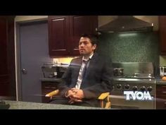 Misha Collins Outtakes - Supernatural Set Visit 2012