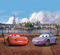 Prezzi e Sconti: #Disney cars saetta e sally coppia di tende  ad Euro 39.90 in #Disney #Tende e tendaggi