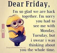 Memes Funny Minions Pictures Of 61 Ideas For 2019 Funny Minion Pictures, Funny Minion Memes, Minions Quotes, Hilarious Pictures, Hilarious Jokes, Hilarious Sayings, Funny Jokes For Adults, Smile Quotes, New Quotes