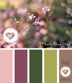 044 Beauty Bush Hue by Asmalina © 2012 Sorbetcolour ™