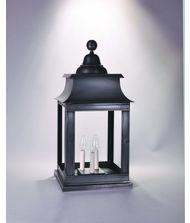 Northeast Lantern 5653P-LT3 Concord 3 Light Outdoor Pier Lamp