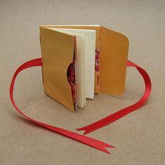 Manilla Envelope Book