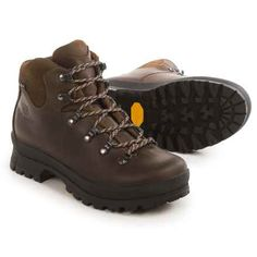 Garmont Mens Hiking Trail Boots Size 10 5 D Brown Leather