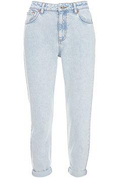 No Joke: We're Loving Topshop's Mom Jeans #refinery29