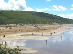 Woolacombe Beach Summer 2012