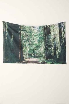 Leah Flores Forest Tapestry - Urban Outfitters