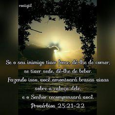#Provérbios #Sabedoria #Misericórdia #Perdão #AJustiçaPertenceADeus #DeusFiel #rosiigiil