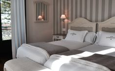 Habitación Sierra del Sueve sup. Hotel La Raposera #Asturias