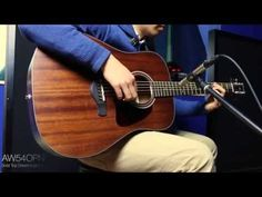 Loops and Beats: Ibanez AW54 Artwood Acoustic Guitar