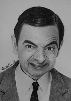 Some people are real masters and deserve our applause. These portraits were drawn but it looks like they were made by the best-performing cameras. Pencil Portrait Drawing, Realistic Pencil Drawings, Pencil Sketch Drawing, Portrait Sketches, Pencil Art Drawings, Art Drawings Sketches, Cool Drawings, Drawing Drawing, Celebrity Drawings
