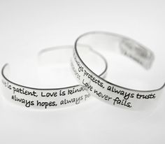 """Just bought this one - amazingly powerful quote to """"wear on my sleeve"""" everyday!"""