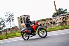 Nova opção no segmento trail de baixa cilindrada a Honda XRE 190 é a porta de entrada para os fãs da linha XRE.