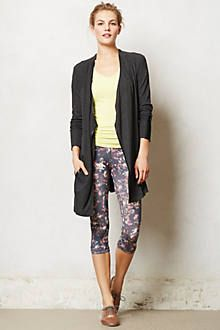 Chroma Crop Leggings - anthropologie.com