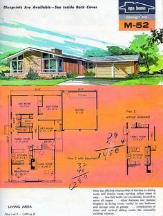 NPS homes design No. M-25