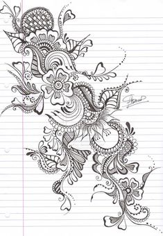 This Could Turn Into An Awesome Tattoo - Click for More...