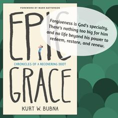 The Journey Deeper: Review: Epic Grace