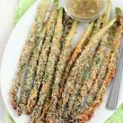 Roasted Asparagus with Lemon Parmesan Bread Crumbs | Cinnamon Spice & Everything Nice