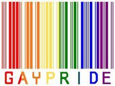 gay pride tattoos | 529091 GAY PRIDE BAR CODE
