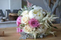 Bouquet de mariée - Bride's Bouquet  Mariage Champêtre -  Wedding