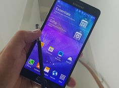 Samsung Galaxy Note Dibekali RAM 4GB