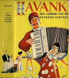 Het Gehein Van De Zevende Sleutel by Havank