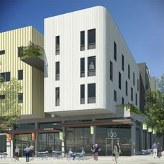 David Baker Architects: Sunnydale HOPE SF Senior Housing