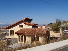 #Casas #Contemporaneo #Exterior #Puertas #Tejado #Arboles #Ventanas