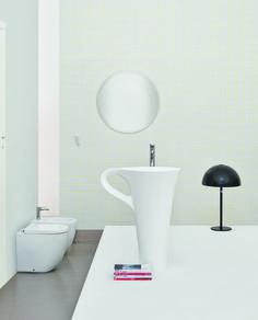 The.Artceram, CUP, design Meneghello Paolelli Associati #washbasin #wallhung #bathroom #bagno #style #design  2