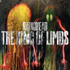 """The King of Limbs (2011) - Radiohead. Muchos lo odiarán, pero yo lo amo :D, y más el closing track: """"Separator"""""""